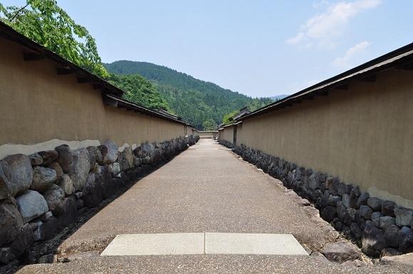 WHAT IS JAPAN   - 日本再発見の旅 --一乗谷朝倉氏遺跡 復原町並・武家屋敷