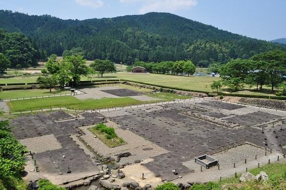 WHAT IS JAPAN   - 日本再発見の旅 --朝倉義景館跡