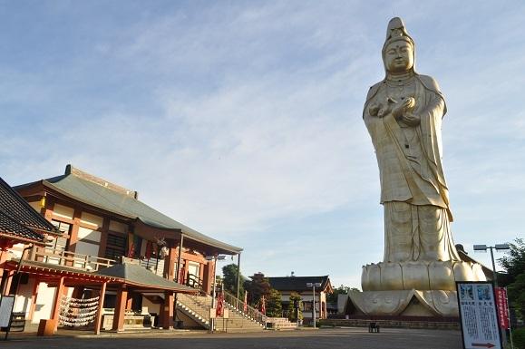 WHAT IS JAPAN   - 日本再発見の旅 --加賀寺 本殿&大観音