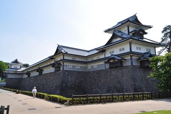 WHAT IS JAPAN   - 日本再発見の旅 --橋爪門続櫓&五十間長屋&菱櫓