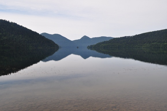 WHAT IS JAPAN   - 日本再発見の旅 --然別湖