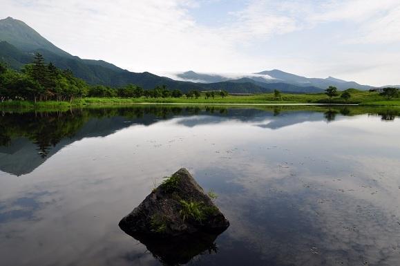 WHAT IS JAPAN   - 日本再発見の旅 --知床五湖 一湖
