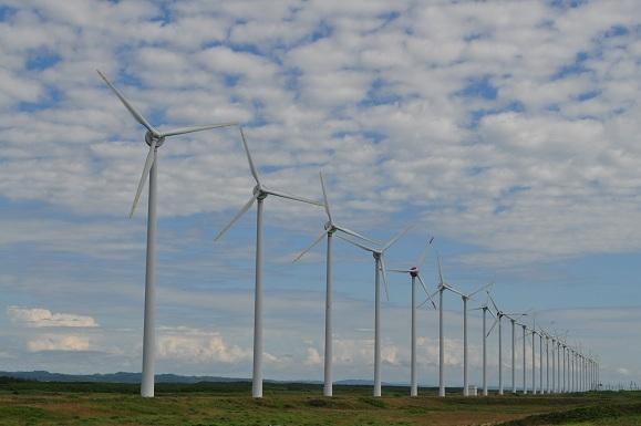 WHAT IS JAPAN   - 日本再発見の旅 --オトンルイ風力発電所