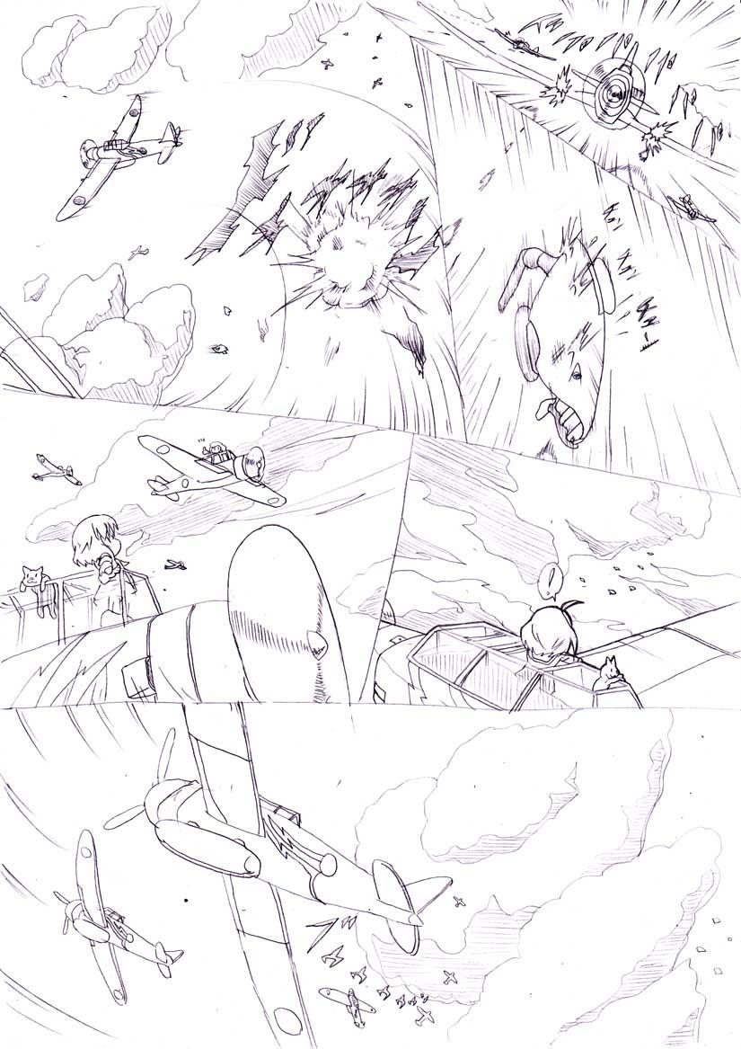 艦これ漫画3