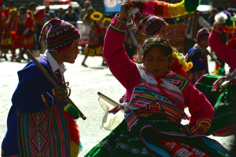 クスコ祭り2