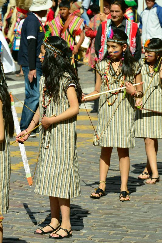 クスコ祭り5