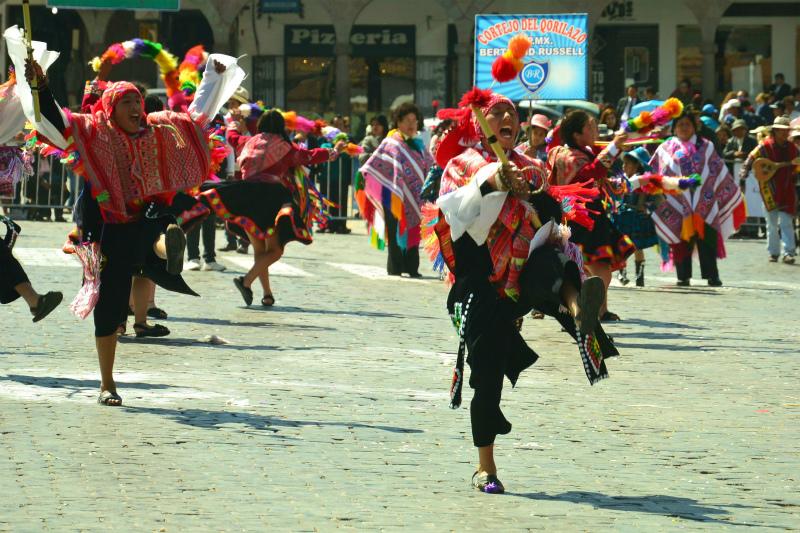 クスコ祭り11