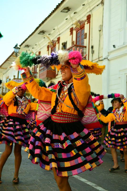 クスコ祭り12