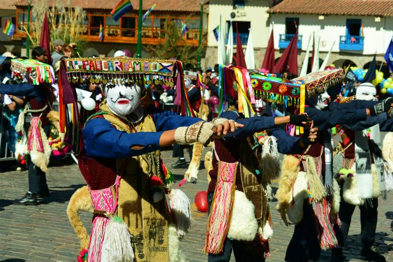 クスコ祭り16