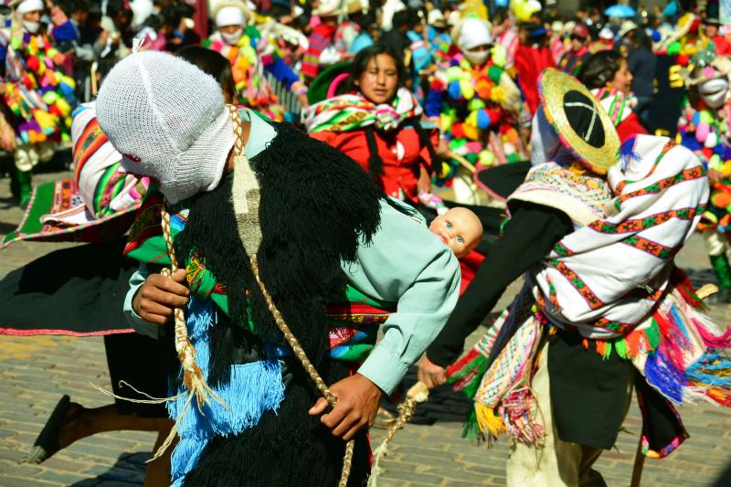 クスコ祭り17