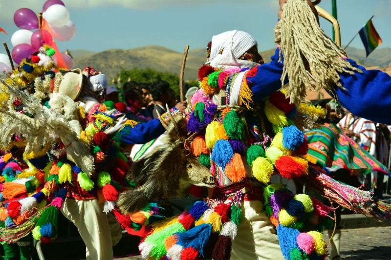 クスコ祭り18