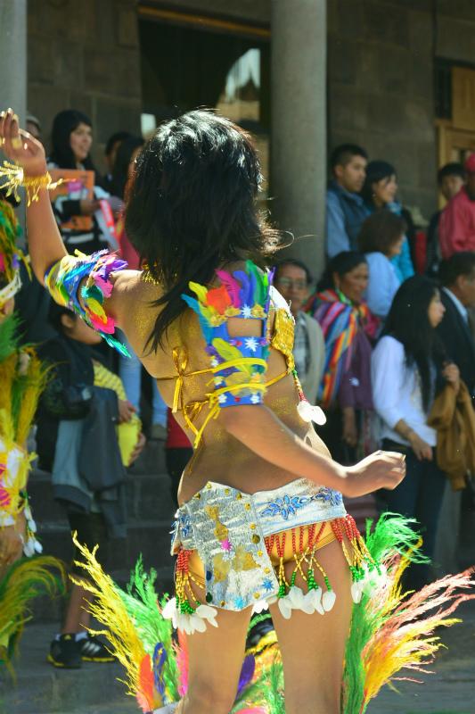 クスコ祭り22