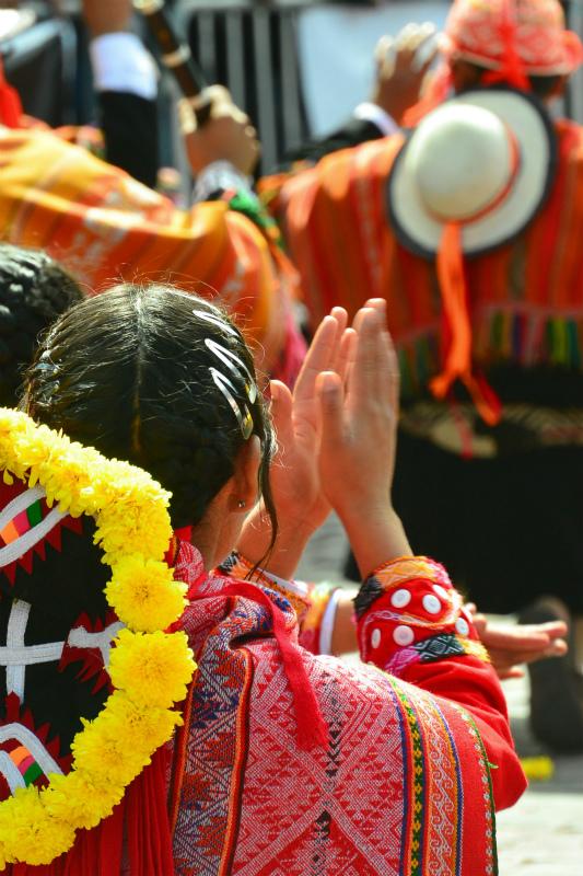 クスコ祭り24