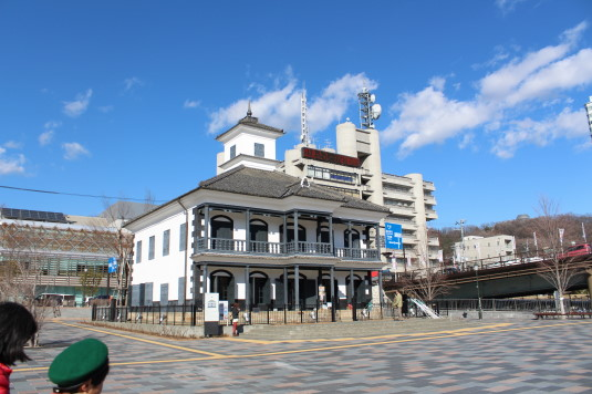 ほわちょこ 藤村記念館