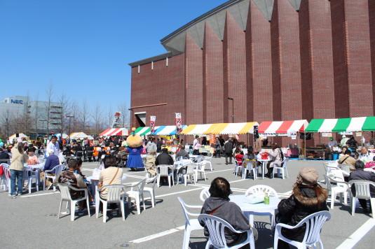 中小企業祭り 外観