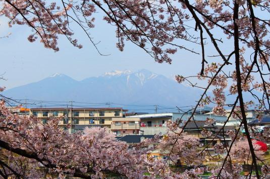 長坂湖 八ヶ岳