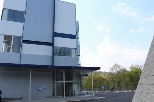 リニア見学センター 建物