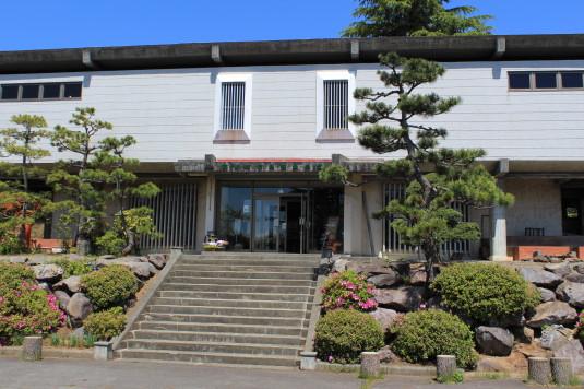 韮崎市民俗資料館 資料館 外観