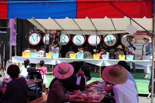 マルスワイン祭り コルク数え