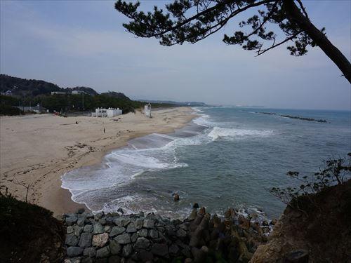 伊師浜海岸