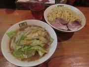 140320濃菜つけ麺