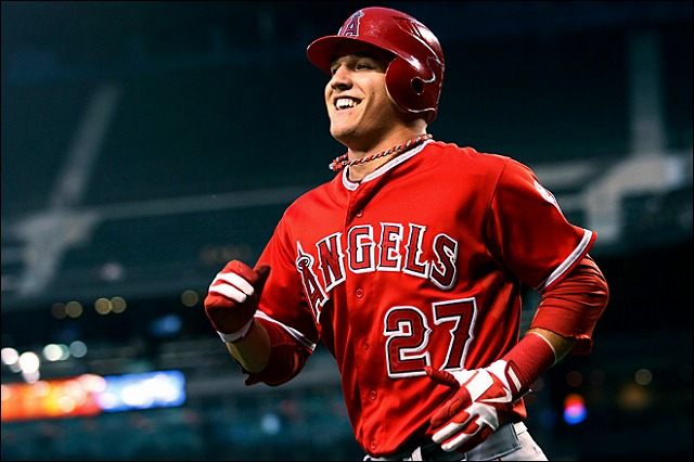 Mike Trout 戦力分析