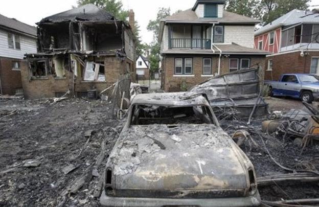 Detroit 死の街