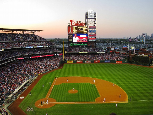 Citizens Bank Park 監督特集