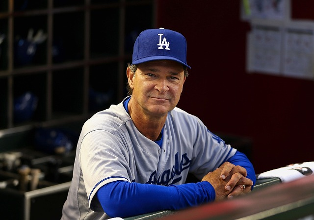 Don Mattingly 監督特集