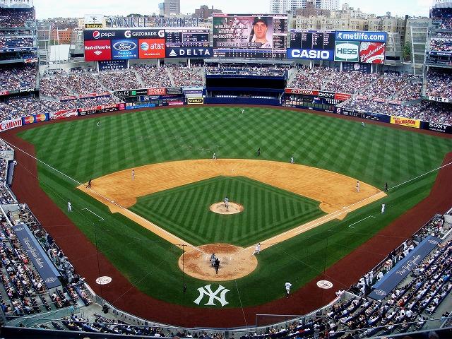 Yankee stadium 監督特集