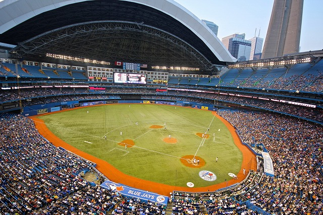 Rogers Centre 監督特集