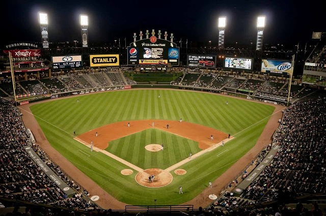 US Cellular Field 監督特集