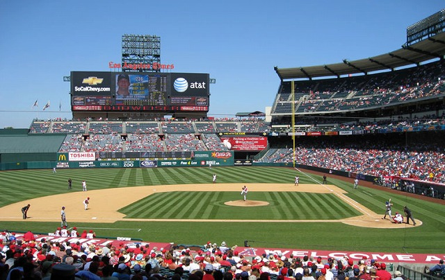 Angel Stadium of Anaheim 監督特集