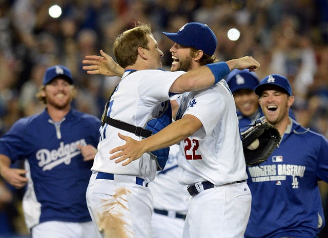 Clayton Kershaw no hitter1