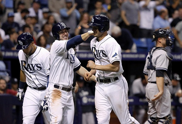 Tampa Bay Rays 2014前半戦