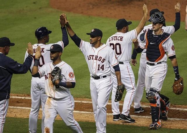 Houston Astros 2014年前半戦