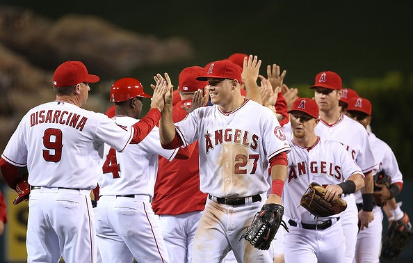 Los Angeles Angels 2014前半戦