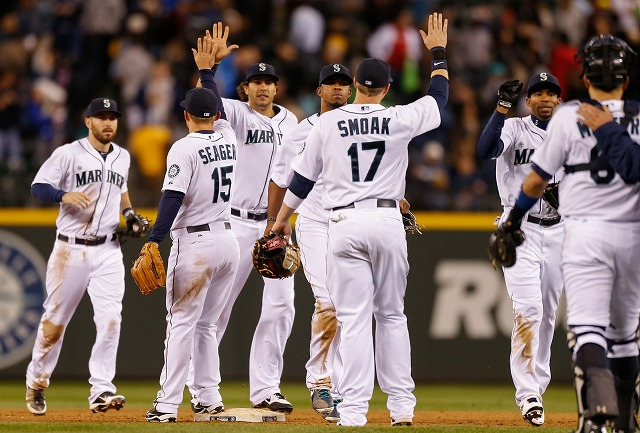 Seattle MAriners 2014年前半戦