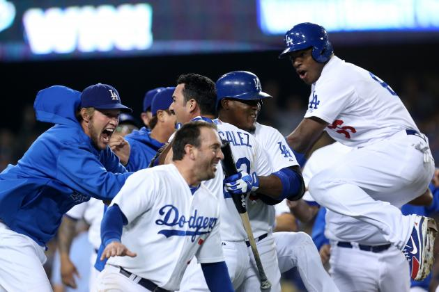 Los Angeles Dodgers 2014年後半戦