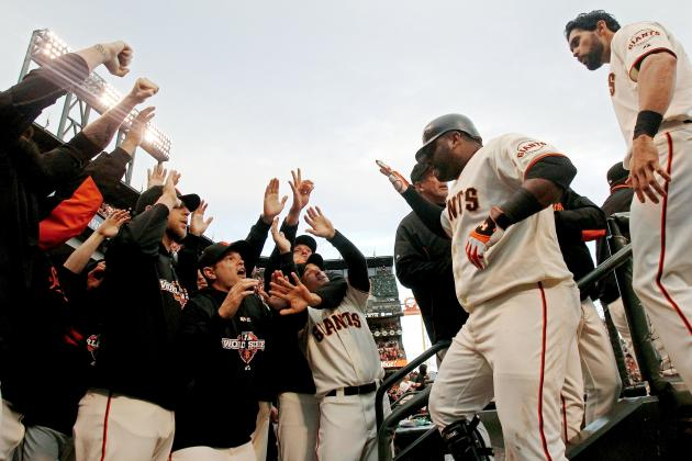Sanfrancisco Giants 2014年後半戦