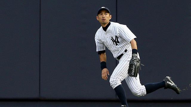 Ichiro 初動負荷トレーニング3