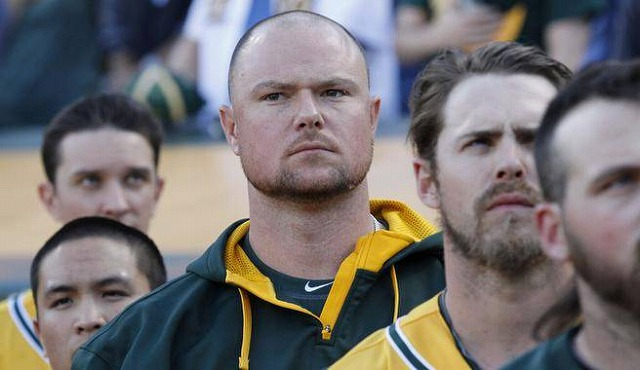 Jon Lester Oakland Athletics デビュー3