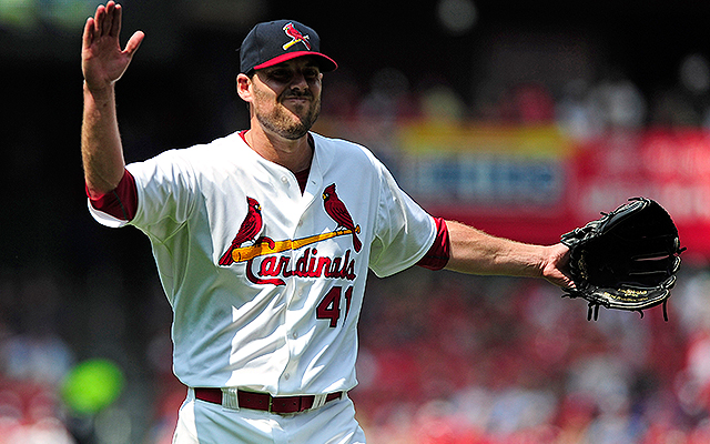 John Lackey cardinals デビュー2