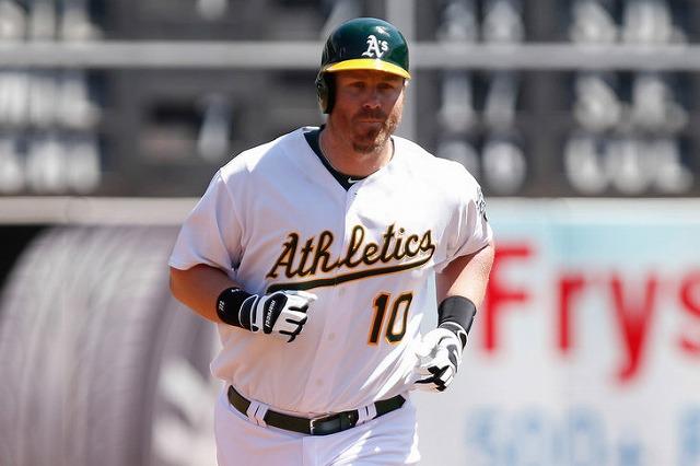 Adam Dunn athletics移籍