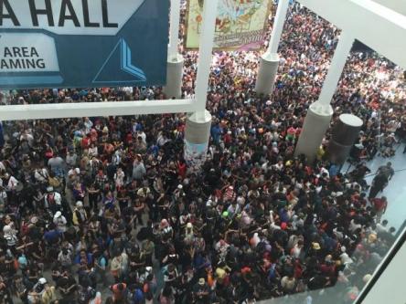 北米最大のアニメコンベンション、Anime Expoが今日開幕 一日目から混雑がヤバイ!コミケ並じゃん