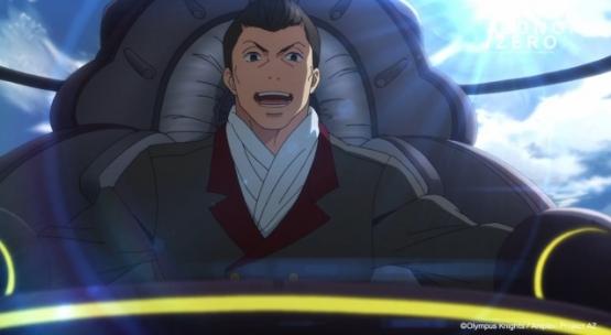 『アルドノア・ゼロ』5話予告映像公開!姫様のキス激しすぎぃいいいいい!! 抜刀さんは今週で退場か?