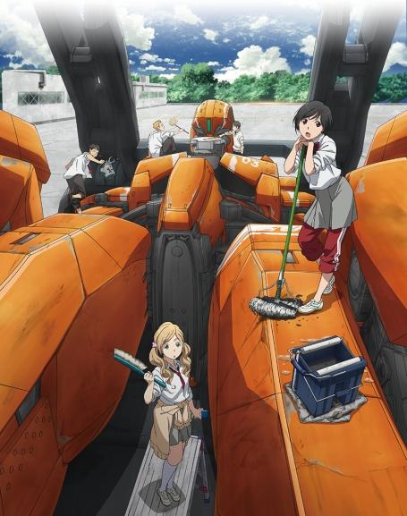 夏アニメ『アルドノア・ゼロ』最新PV公開!期待できそうか?