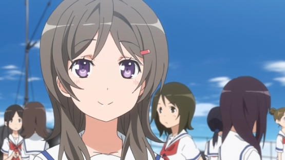 『はいふり』 学生に駆逐艦を渡す ←わかる  最強戦艦の一つ武蔵を渡す ←わからない