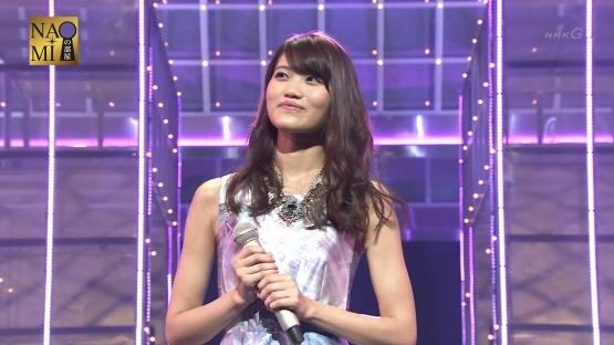 NHK「NAOMIの部屋」ではやみんが曲を披露! しかしはやみんが細すぎて心配される・・・「肉食え肉!」