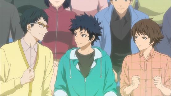 夏の新アニメ『チア男子!!』第1話感想・・・・完全にCVで笑わせにきてるだろ・・・杉田が面白すぎるわwwww